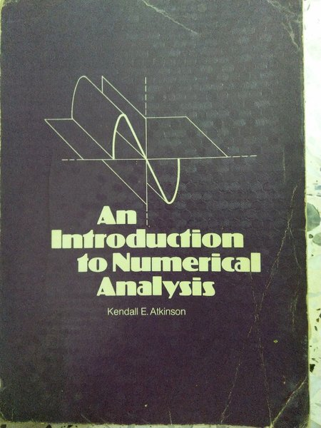 Used An introduction to numerical analysis in Dubai, UAE