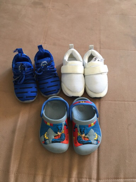 Used Shoes for baby boy 6mos to 1.5years old in Dubai, UAE