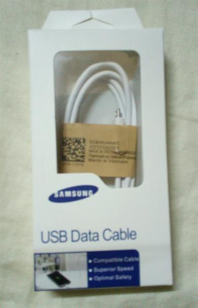 Used Samsung Data Cable - Brand New in Dubai, UAE