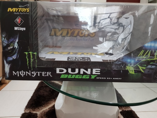 Used BRAND NEW RC SUPER FAST RACE DUNE BUGGY. in Dubai, UAE