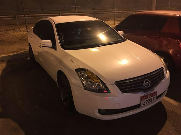 Used nissan Altima 2008  in Dubai, UAE