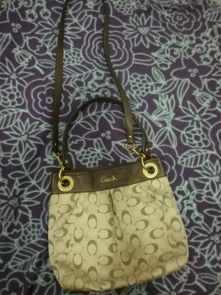 Used Coach Shoulder/Body Bag in Dubai, UAE