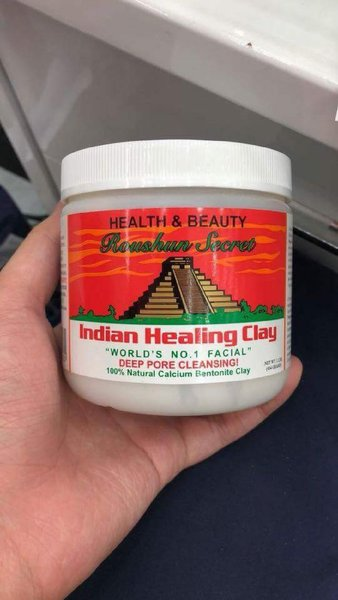 Used Roushan indian healing clay in Dubai, UAE