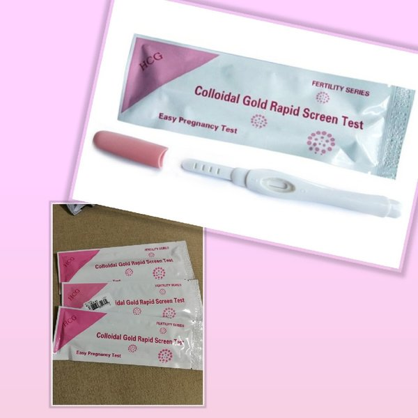 Used 3 pcs easy pregnancy test in Dubai, UAE