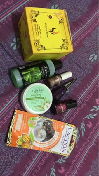 Used Shea butter bundle  in Dubai, UAE