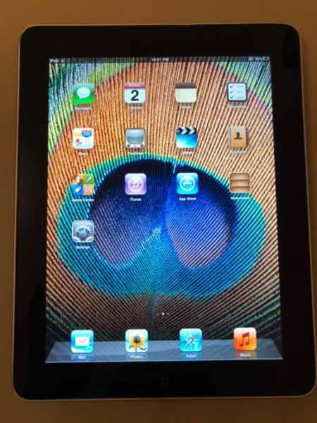 Used Original Apple iPad1  in Dubai, UAE