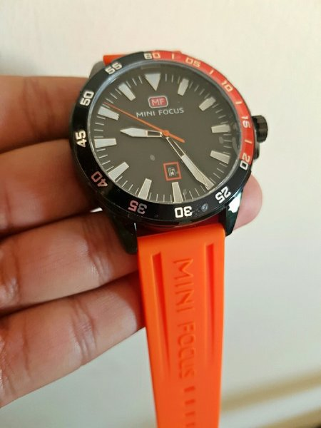 Used Original Mini Focus Sports Watch in Dubai, UAE
