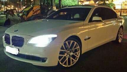 Used BMW 750 LI FULL OPTION STILL UNDER GUARANTEE in Dubai, UAE