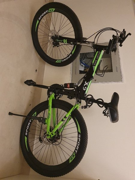 Used Sports Bicycle in Dubai, UAE
