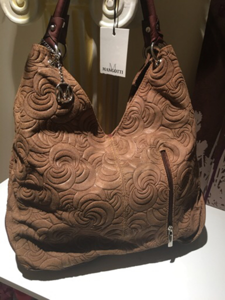 Used New genuine leather bag in Dubai, UAE