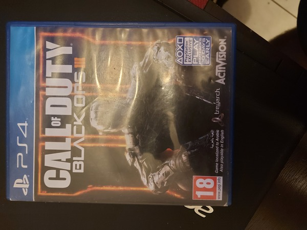 Used Black Ops 3 for ps4 in Dubai, UAE