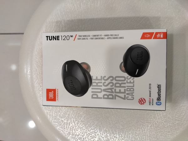 Used JBL TUNE 120 TWS TRUE WIRELESS EARBUDS in Dubai, UAE