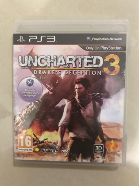 Used Uncharted 3 in Dubai, UAE