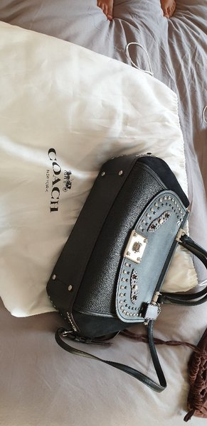 Used Authentic Coach limted edition handbag in Dubai, UAE