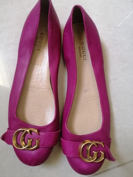 Used Gucci shoes for sale in Dubai, UAE