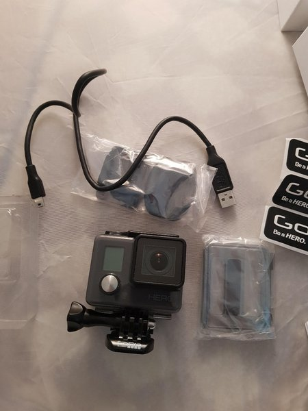 Used GoPro Hero Action Camera HWBL1 CHDHA-301 in Dubai, UAE