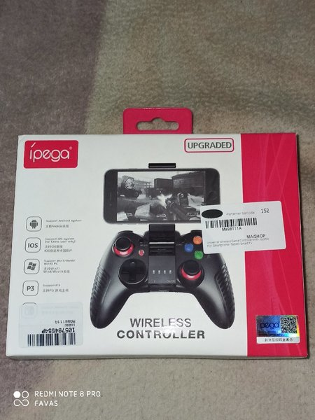 Used Wireless BT game controller in Dubai, UAE
