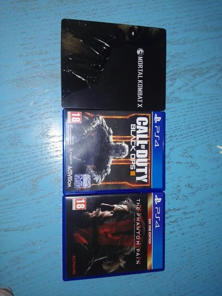 Used Ps4 game bundle 135 in Dubai, UAE