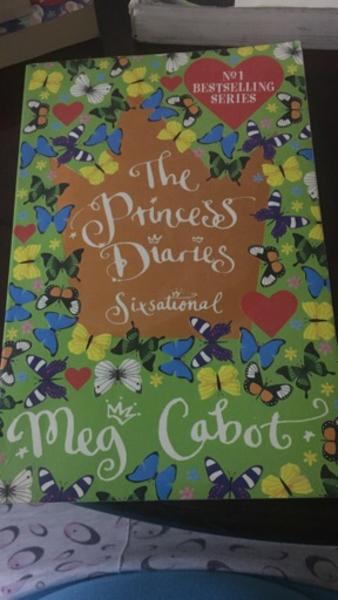 Used Princess diaries- part 6- meg cabot in Dubai, UAE