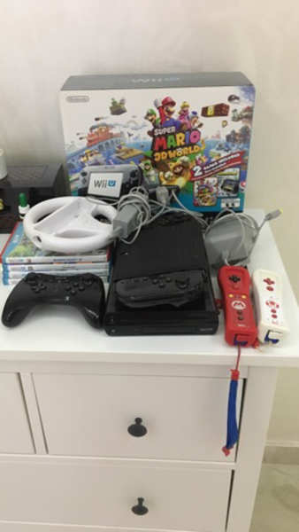 Used WiiU  in Dubai, UAE