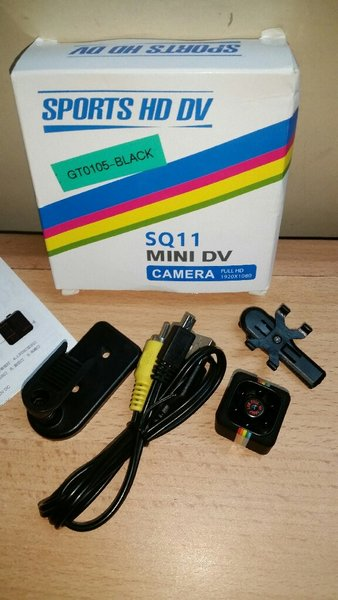 Used SQ11 mini DV camera full HD in Dubai, UAE
