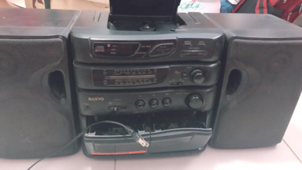 Used Radio 3 in 1 in Dubai, UAE