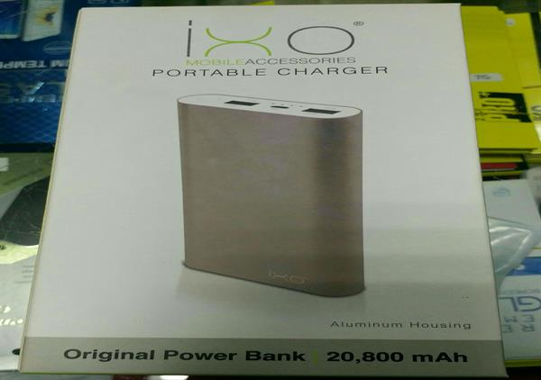 Used IXO Power Bank 20,800mah in Dubai, UAE