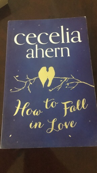 Used How to fall in love- cecelia ahern in Dubai, UAE