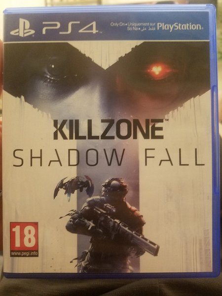 Used Kill Zone:Shadow Fall ps4 in Dubai, UAE