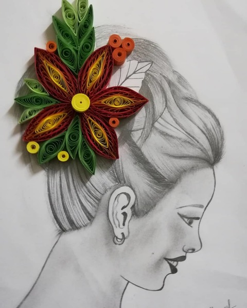 Used Quilling and pencil art in Dubai, UAE