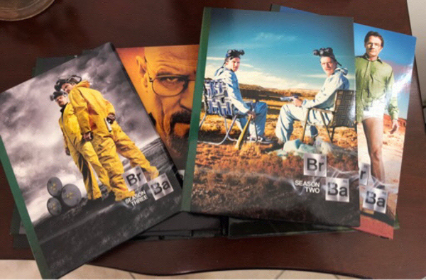 "Used Original ""Breaking Bad"" Complete Series in Dubai, UAE"