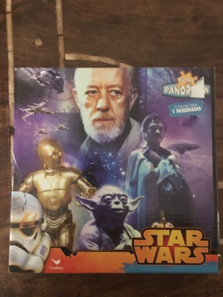 Used Star Wars puzzle in Dubai, UAE