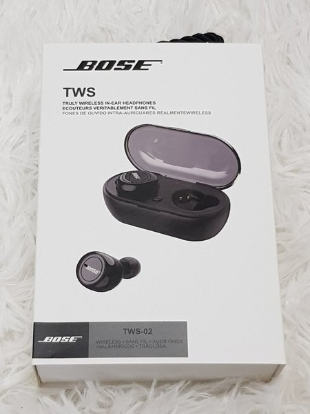 Used Earbud Bose new in Dubai, UAE