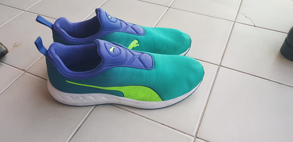 Used Puma training shoes size 46 in Dubai, UAE