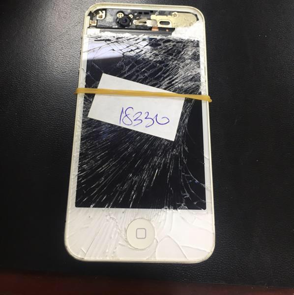 Used  iPhone 4 S , Not Working, Broken ,None Refundable  in Dubai, UAE