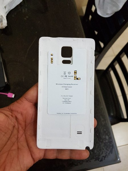Used Note4 Wireless charger Chip in Dubai, UAE