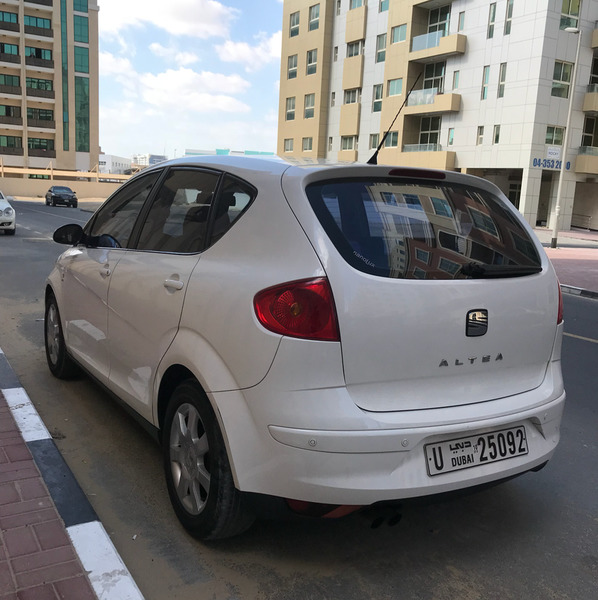 Used Seat Altea  in Dubai, UAE