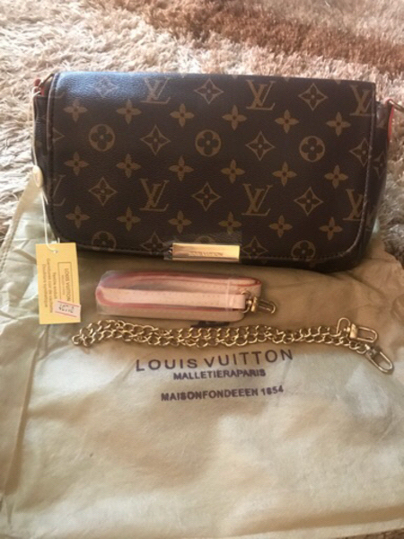 Used Brown Louis Vuitton -Very good quality  in Dubai, UAE