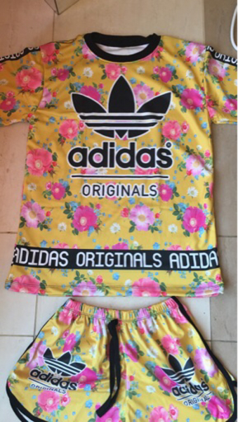 Used Brand new bangkok made adidas set  in Dubai, UAE