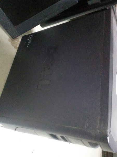 Used Dell pc sony monitor in Dubai, UAE