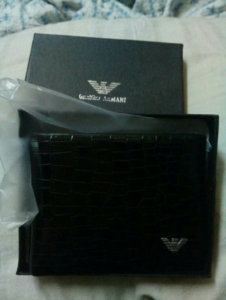 Used Set of 2pcs Armani Brand Replica in Dubai, UAE