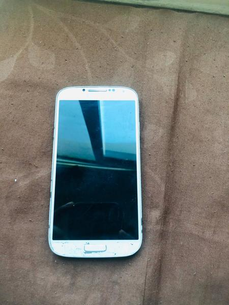 Used Samsung s4 white in Dubai, UAE