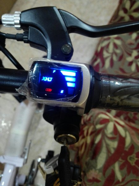 Used Electric Folding Bike in Dubai, UAE