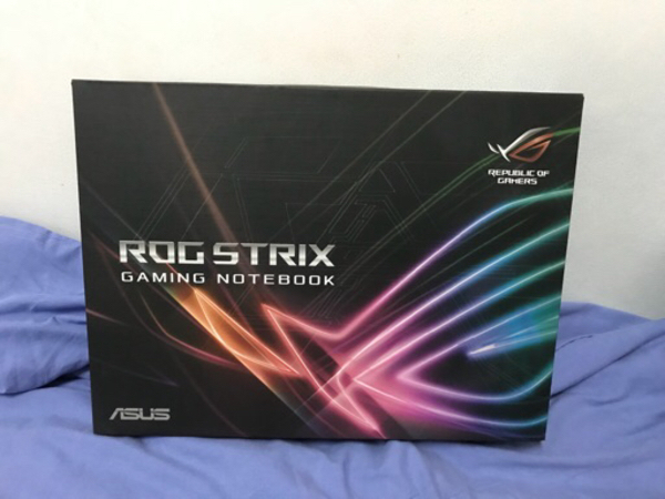 Used Asus ROG Strix GL503VM in Dubai, UAE