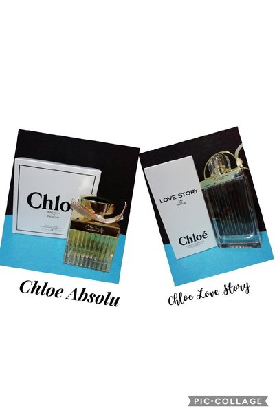 Used Chloe absolu and Chloe love story in Dubai, UAE