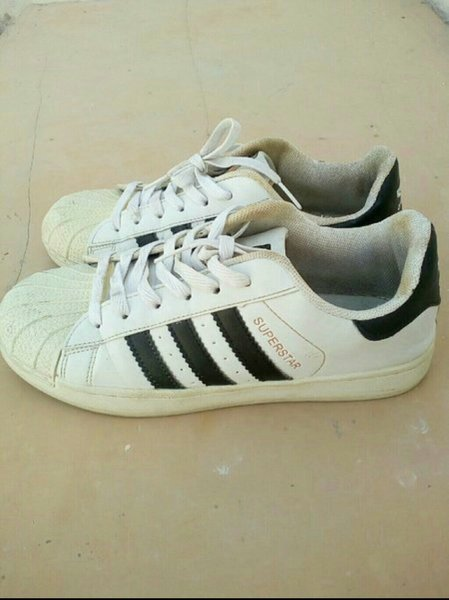 Used Adidas superstar shoes size39 in Dubai, UAE