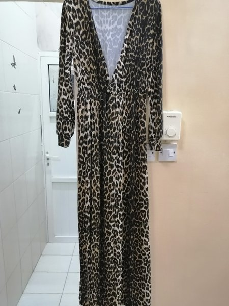Used Printed dress in Dubai, UAE