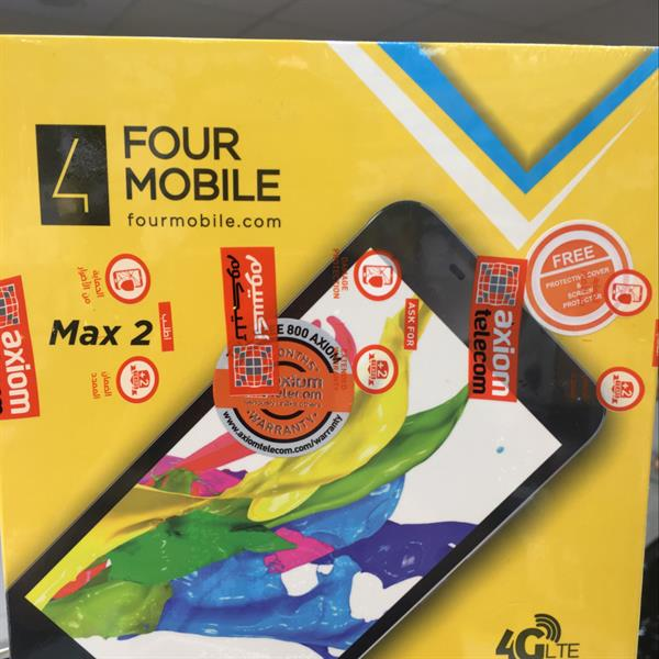 4 Mobile 4G Lte 1 Year Axiom Warranty 18mp Cam, Front 8mp,2 GB Ram, 16 GB Internal, Single Touch Launch