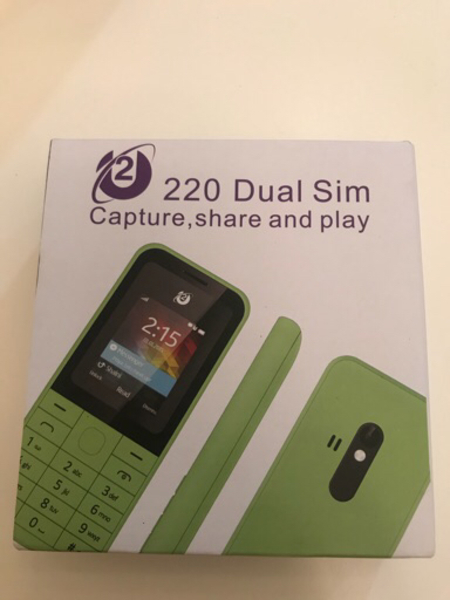 Used U2 220 mobile dual sim in Dubai, UAE
