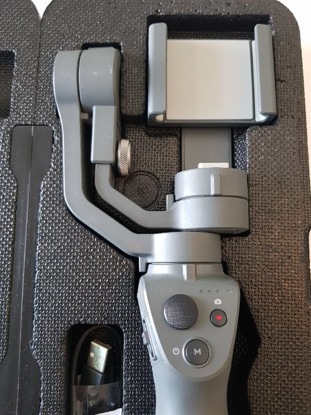 Used DJI MOBILE2 GIMBAL LIKE NEW in Dubai, UAE